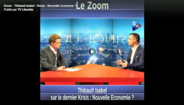 Thibault Isabel - Krisis Nouvelle économie
