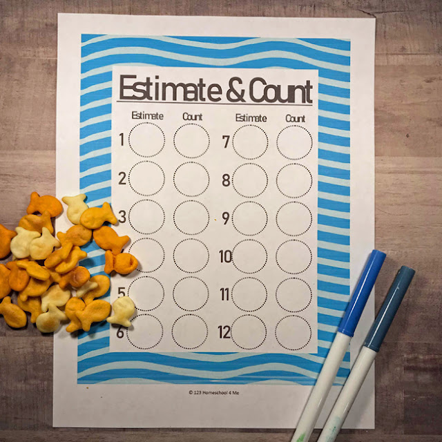 free-printable-estimating-worksheet-goldfish-dry-erase-markers