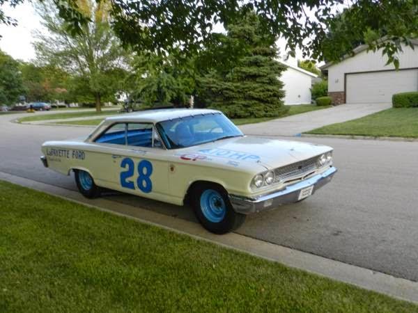Nascar Clone 1963 Ford Galaxie Holman Moody Auto