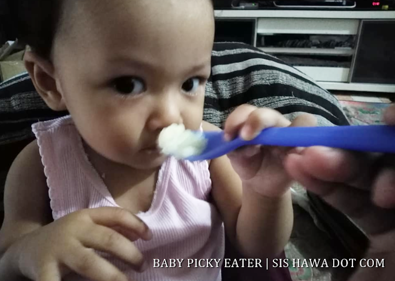 CARA PALING BERKESAN UNTUK KEMBALIKAN SELERA BABY PICKY EATERS