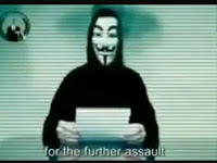 Ahokers diancam Anonymous Internasional Karena Adu Domba Kasus Firza Habib Rizeq