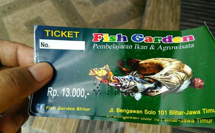 Fish Garden Pembelajaran Ikan Dan Agrowisata Lare Blitar