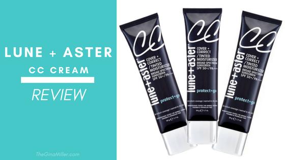 Lune & aster CC Cream, Lune & Aster CC Cream Review