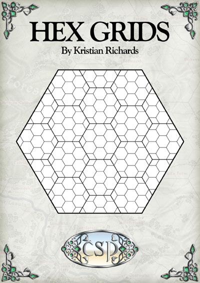 blank hex grid - Towerssconstruction