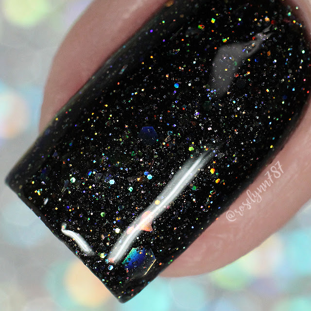 Sassy Pants Polish - Space Pants