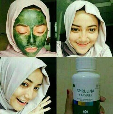 Harga Terbaru Masker Spirulina Tiens Termurah Dari Toko Grosir Resmi