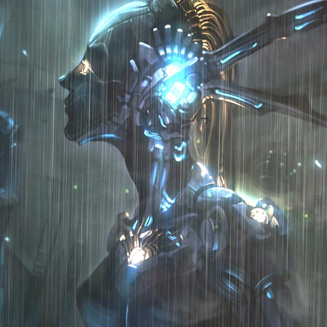 FutureShock1 Wallpaper Engine