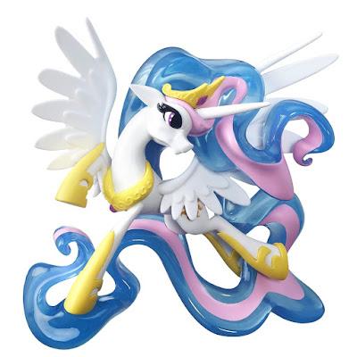 TOYS : JUGUETES - My Little Pony  Guardians of Harmony Fan Series - Princesa Celestia  Hasbro B7299 | A partir de 4 años  Comprar en Amazon España & buy Amazon USA