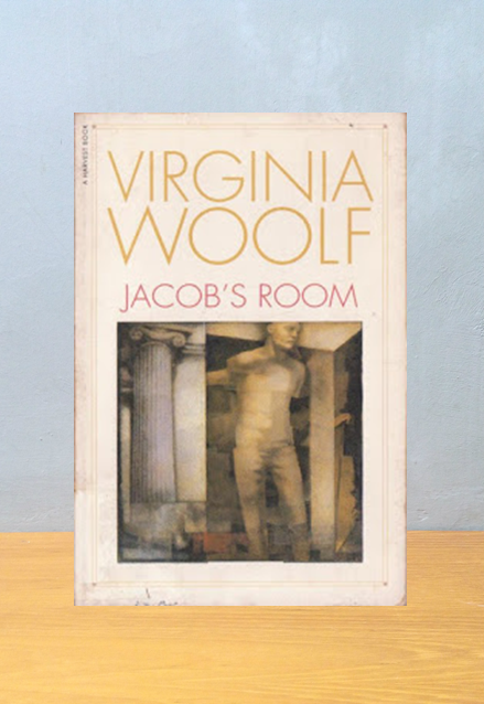 JACOB'S ROOM, Virginia Woolf
