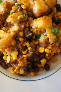 Tater Tot Taco Casserole: Savory Sweet and Satisfying