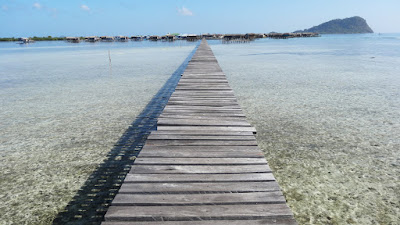 Jolo Sulu Boardwalk