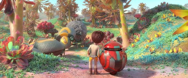 Terra Willy: planeta desconocido [Astro Kid] (2019) HD 1080p y 720p Latino Dual