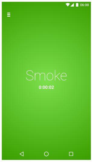 Os pulmões fumantes deixados dóem um bocado