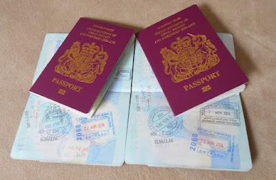 Passports, visa issues, and other problems…