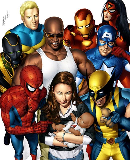 Memória em Quadrinhos:THE PULSE (JESSICA JONES?) #01 - #14