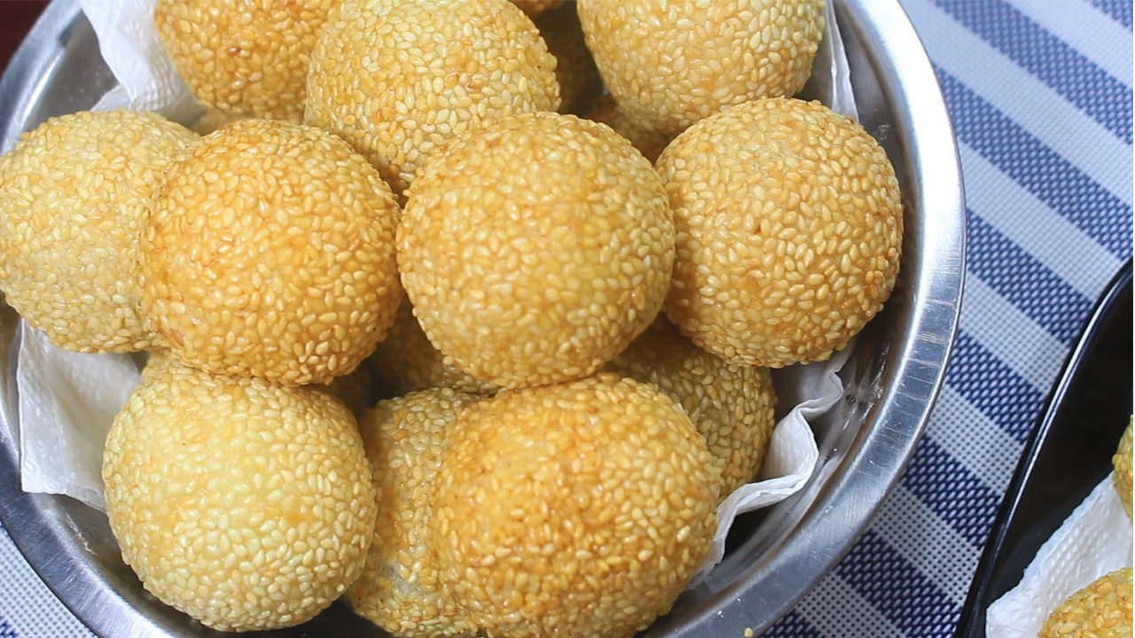 how to cook buchi