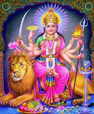 God Photos: Hindu Goddess Durga Mata Beautiful Pictures ...