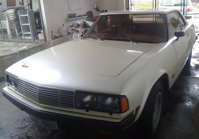 O motor 250-S, com 4.100 cm³, que equipa o Lafer LL é o mesmo que equipava o Chevrolet Opala.