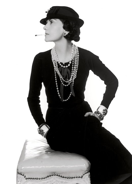 Channeling Coco Chanel: Life Lessons About Art, Fashion & Design!