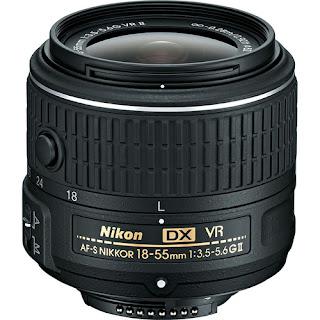 Nikon Lens AF-S DX NIKKOR 18-55mm f/3.5-5.6G VR II Lens Rental Trivandrum Kerala