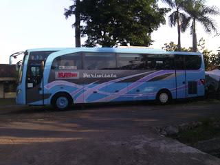 rental Bus Pariwisata PO. Iva Jaya Surabaya