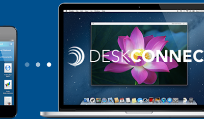 DeskConnect de tu iphone a tu mac sin cables