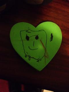 Dibujo de un Corazón por Sophia