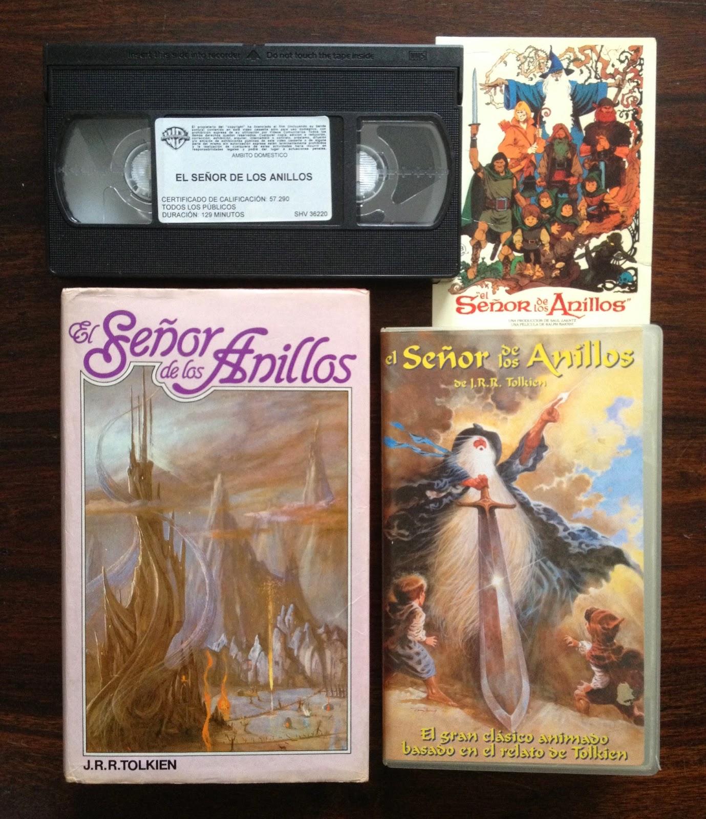 El Señor de los Anillos - JRR Tolkien - Ralph Bakshi - 1978 - el fancine - el troblogdita