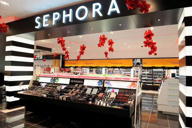 Tienda de maquillaje Sephora