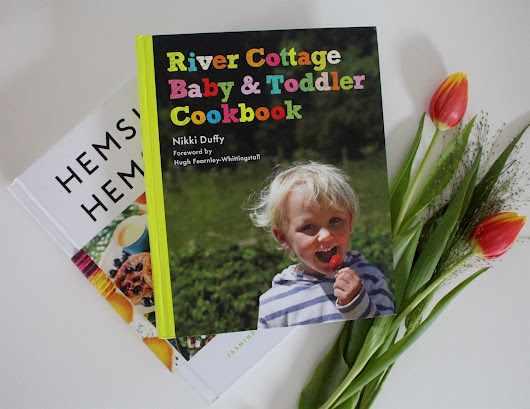 Four actually good baby cookbooks