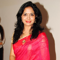 Sunitha photos at big green ganesh campaign launch