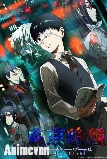 Tokyo Ghoul -  2014 Poster