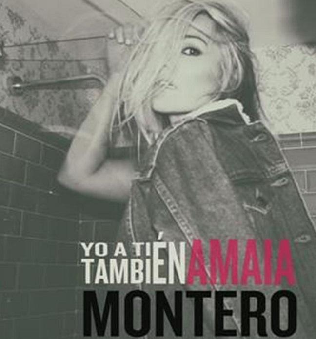 Letra de Yo a ti también - Amaia Montero