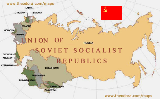 UNIÃO SOVIÉTICA (URSS)