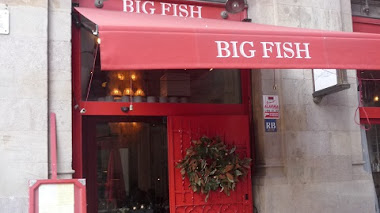 Diseño y pescado fresco: Big Fish
