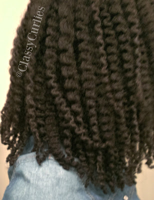 Mini twist twistout -ClassyCurlies