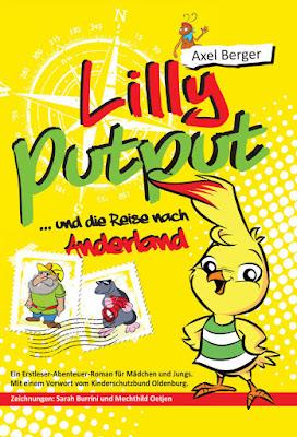 'Lilly PutPut ... und die Reise nach Anderland' von Axel Berger
