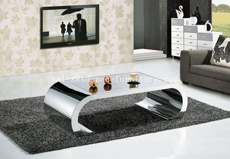 glass center table living room home