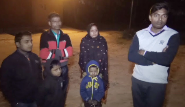 Four-year-old daughter beaten to death in Faridabad