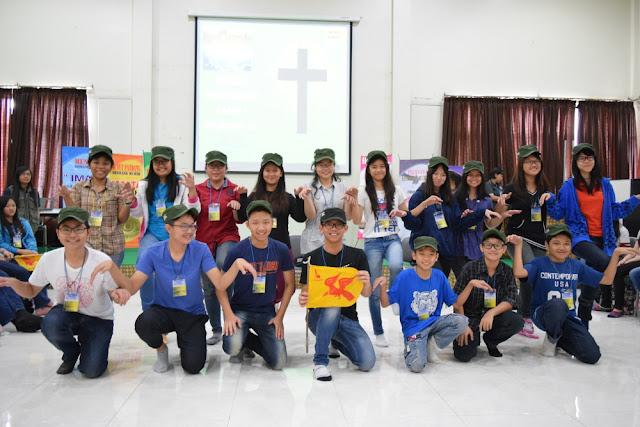 SMP Kristen Kalam Kudus Surakarta Gelar Basilea Discipleship Camp