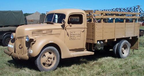 Modelismo Militar E Historia: Camión Ford V3000S