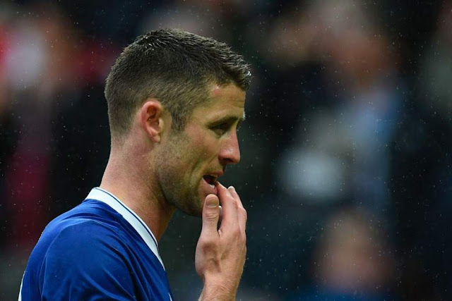 Gary Cahill in England Russia 2018 World Cup squad