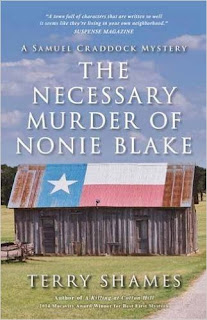 The Necessary Murder of Nonie Blake  cover