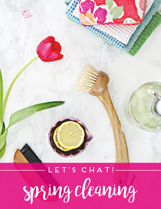 Iheart Organizing Let 39 S Chat Spring Cleaning