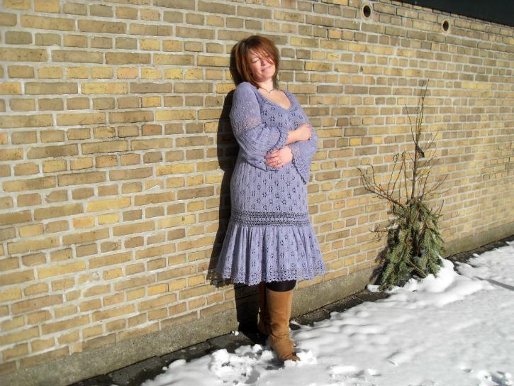 Vogue kjole