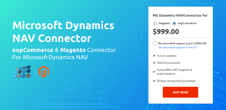 Microsoft Dynamics NavConnector