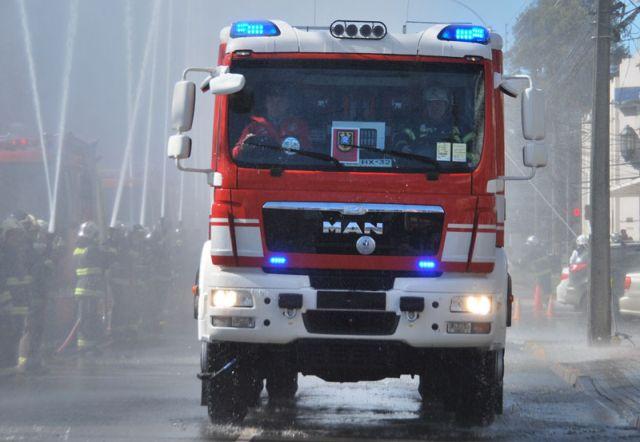 Pedirán a bomberos de Osorno turno especial para Francke