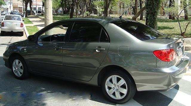 Toyota Corolla SE-G 2007 - teste quatro-rodas