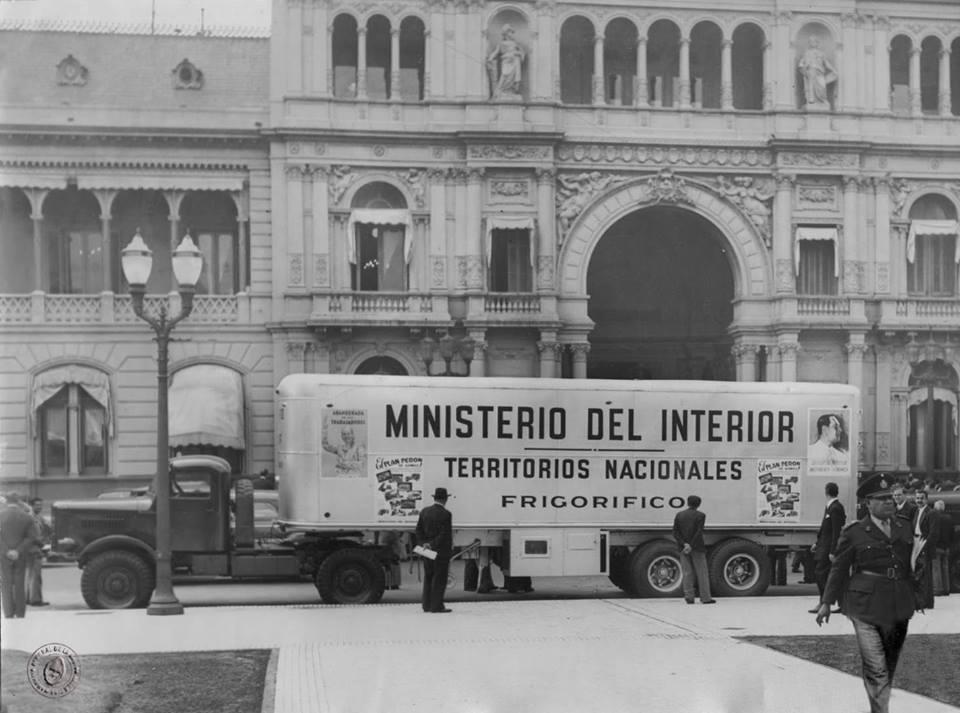 Linda buenos ayres transporte for Cambios en el ministerio del interior