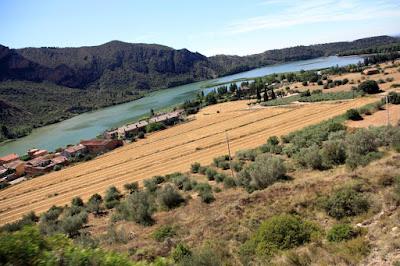 Lago de Sant Llorenç de Montgai